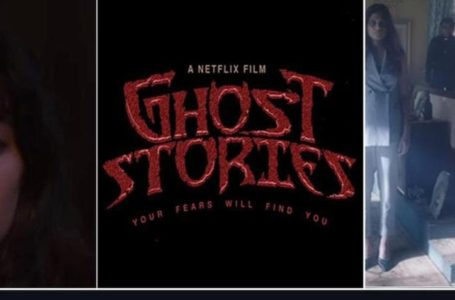 'GHOST STORIES' IS SERIOUSLY SPOOKY
