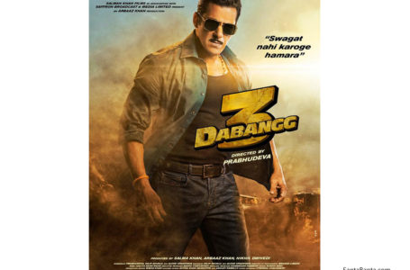 'DABANGG 3' IS A TYPICALLY OKAYISH SALMAN FILM
