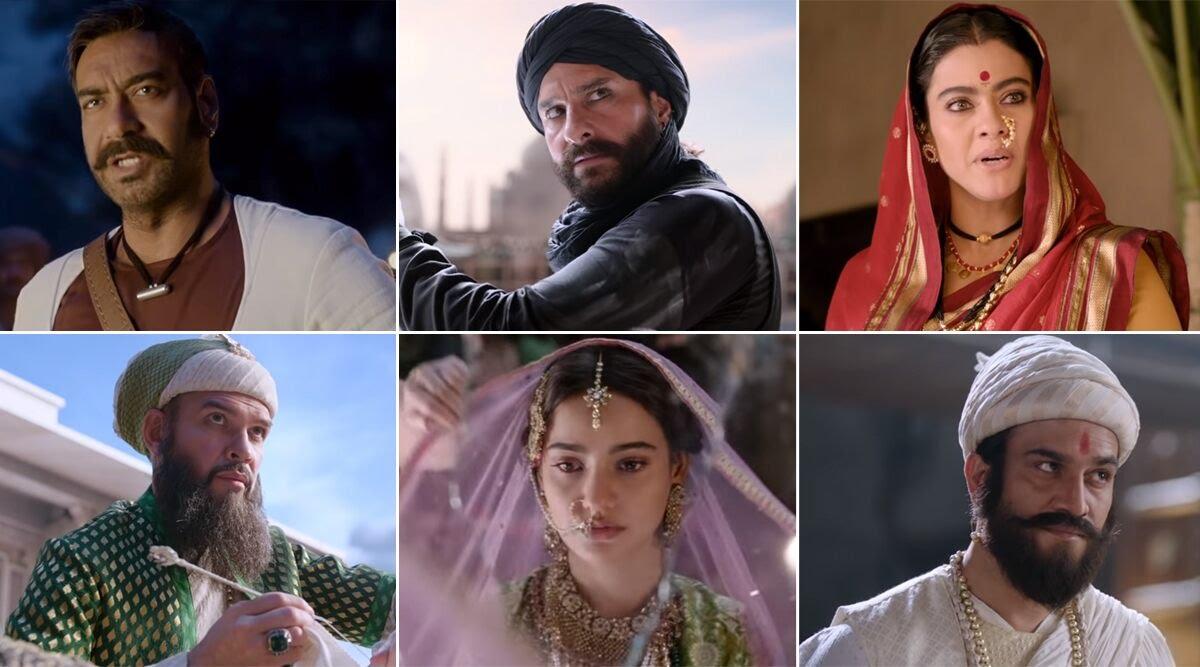 Tanhaji, hindi, film, review, 2020