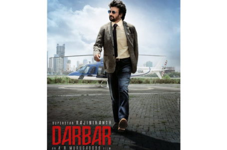 'DARBAR' IS AN ENTERTAINING ODE TO SUPERSTAR RAJINIKANTH