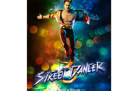 'STREET DANCER' IS A FILM WITH A WOW FACTOR