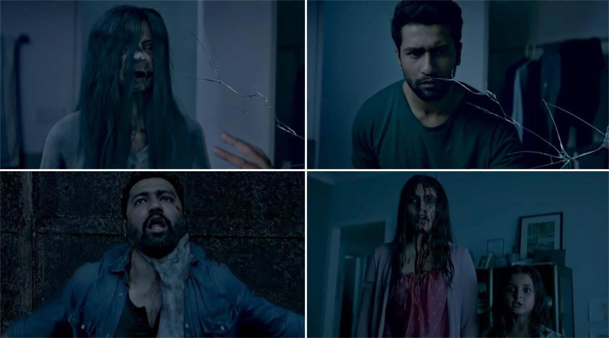 bhoot the haunted ship, film, review, hindi, 2020