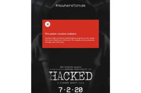 EVEN WITH A NOBLE THOUGHT, 'HACKED' FAILS TO IMPRESS