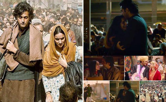 Shikara, hindi, film, review, 2020