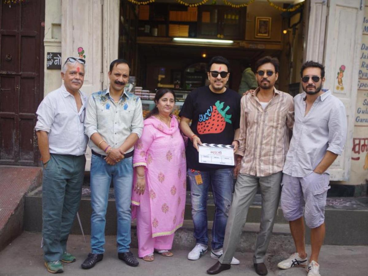 angrzi medium, review, film, hindi, 2020