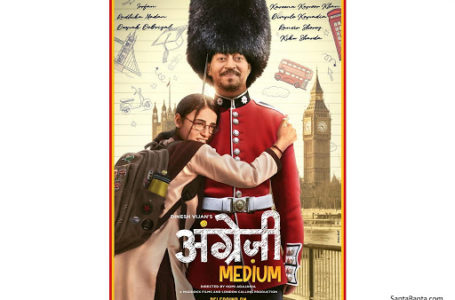 'ANGREZI MEDIUM' IS ALL WHAT YOU NEED TO CALL A FILM COMPLETE PACKAGE