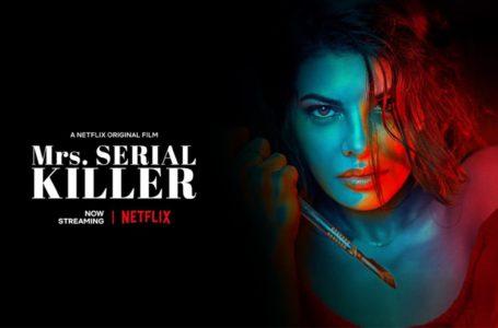 'MRS. SERIAL KILLER' WILL KILL YOU OF BOREDOM