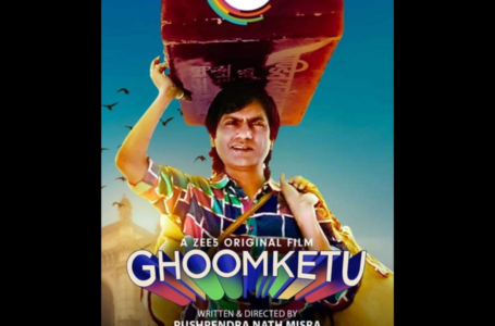 'GHOOMKETU' IS AN AMAZINGLY ENTERTAINING AFFAIR