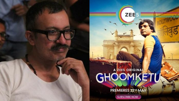 Ghoomketu, zee5, hindi, film, review