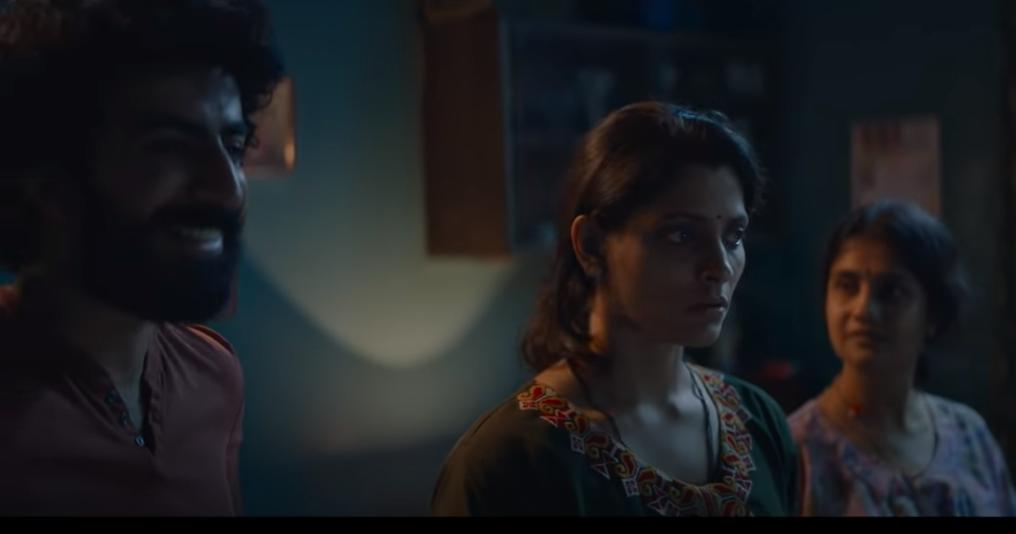 Choked, netflix, review, film, hindi, 2020