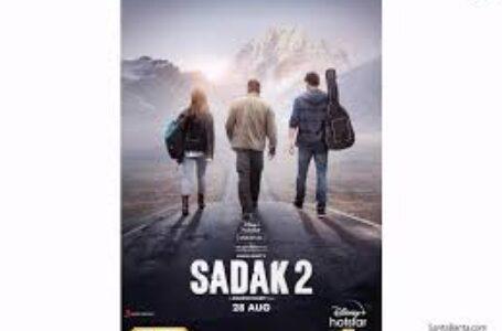 'SADAK 2' IS A THRILLING AFFAIR BUT MISSES THE POINT