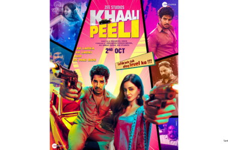 ON THE BACKDROP OF THRILL, 'KHAALI PEELI' GIVES YOU ENOUGH MASALA