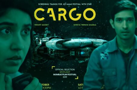 'CARGO' IS AS FRESH AS IT IS AUDACIOUS