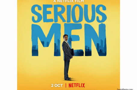 'SERIOUS MEN' IS A REFRESHING DARK SATIRE