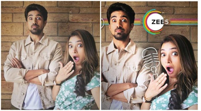 Comedy couple, zee5, hindi, film, review, 2020