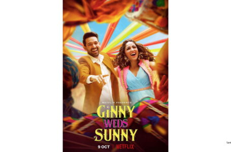 'GINNY WEDS SUNNY' IS AN ENTERTAINING LOVE STORY