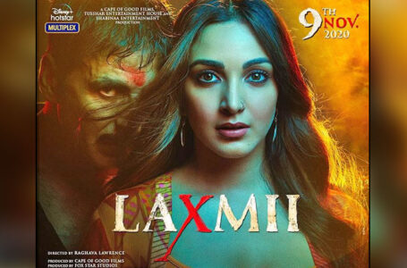 'LAXMII' IS WELL INTENTIONED, ENTERTAINING, BUT A LITTLE BACK ON PURPOSE