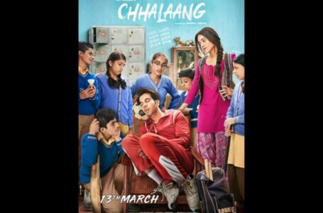 'CHHALAANG' IS SWEET AND ENJOYABLE, BUT NOT GREAT