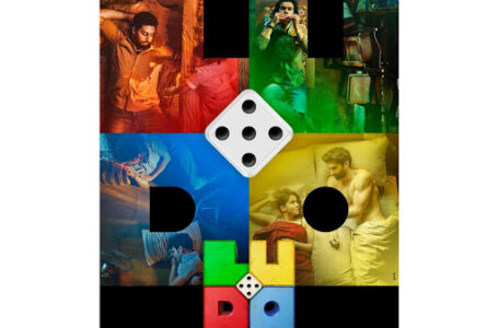 'LUDO' IS A FILM ABOUT THE ECCENTRICITY IN THE WORLD