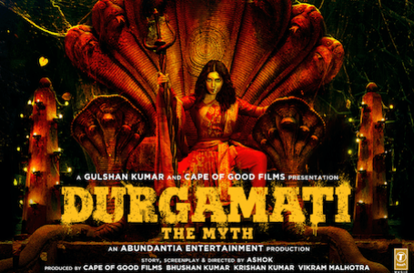 'DURGAMATI' IS SCARY, ADVENTUROUS, AND AUDACIOUS