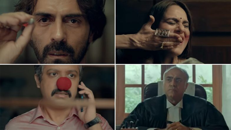 nail polish, zee5, review, film, hindi, 2021