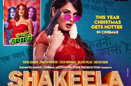 STORYTELLING IN 'SHAKEELA' LACKS PUNCH