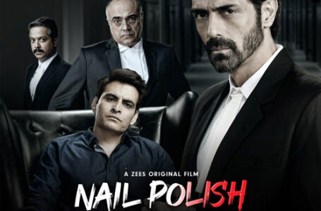 WITH GOOD ACTORS ON BOARD, 'NAIL POLISH' IS DECENT