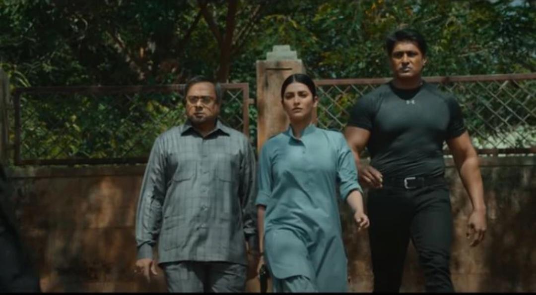 The power, zeeplex, review, hindi, film, 2021