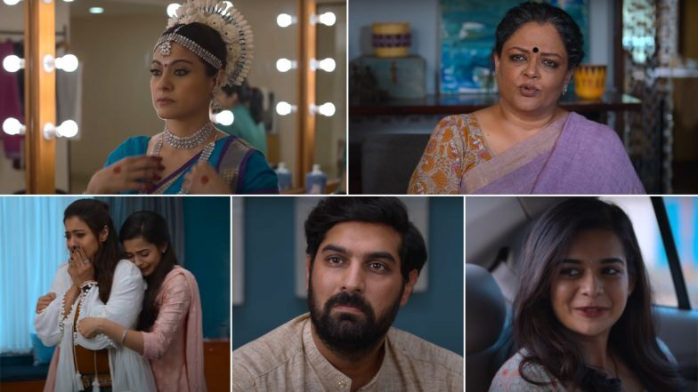 tribhanga, netflix, film, review, hindi, 2021