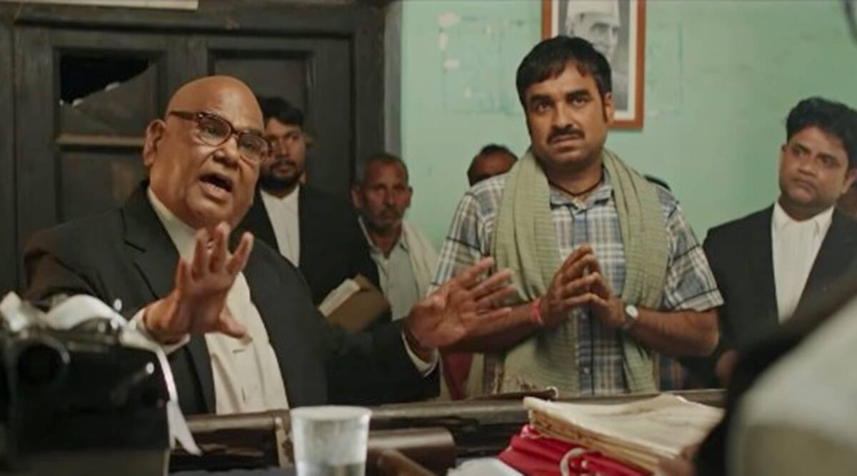 kaagaz, zee5, film, review, hindi, 2021