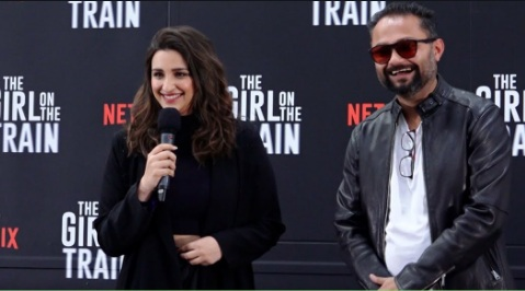 the girl on the train, netflix, film, hindi, review, 2021