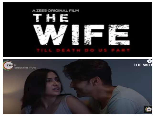 the wife, zee5, hindi, film, review, 2021