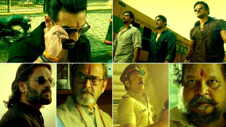 mumbai saga, review, hindi, film, 2021