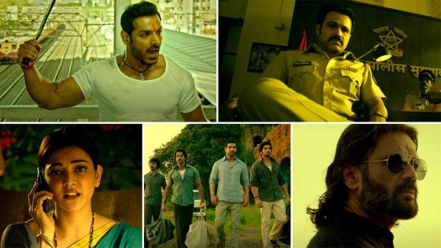 mumbai saga, hindi, film, review, 2021