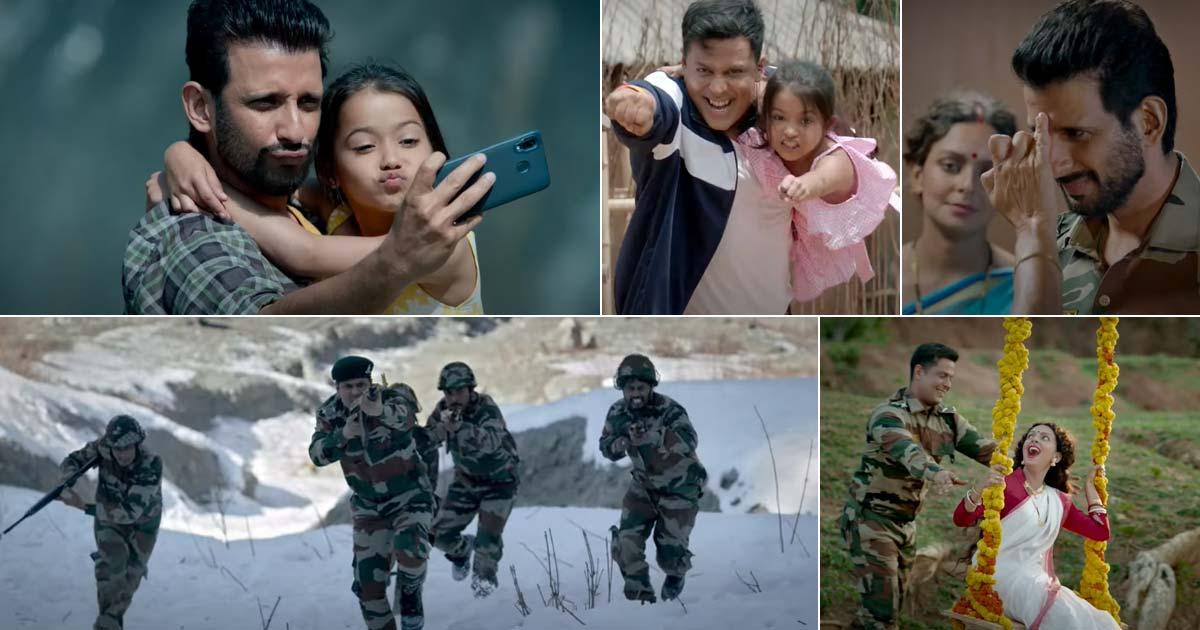mera fauji calling, hindi, review, film, 2021