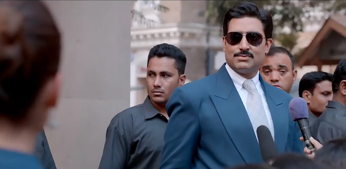 the big bull, disney hotstar, hindi, review, film, 2021