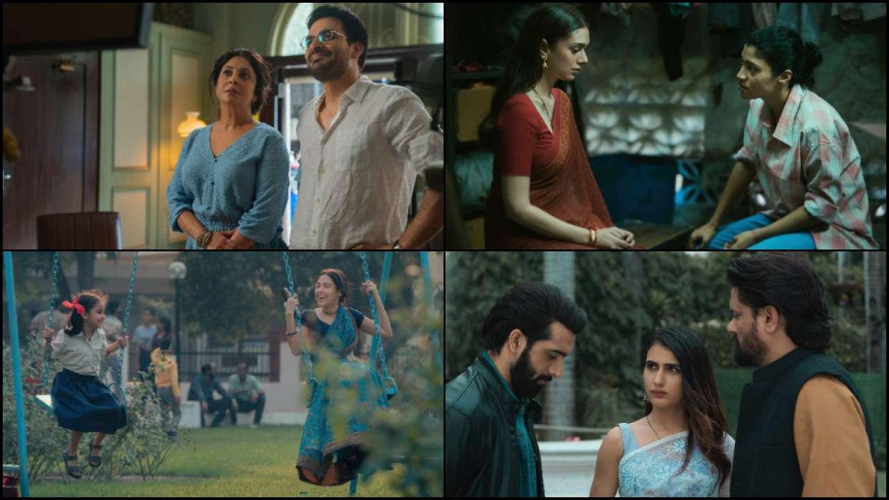 ajeeb daastaans, netflix, hindi, film, review, 2021
