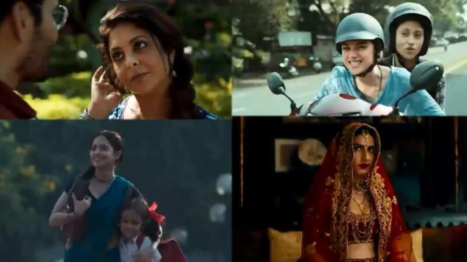ajeeb daastaans, netflix, film, review, hindi, 2021