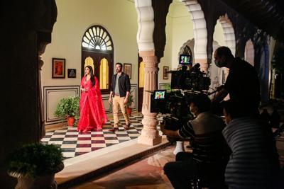 Raat baaki hai, zee5, hindi, film, review, 2021