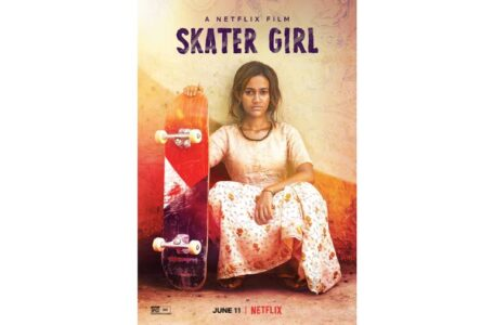 'SKATER GIRL' IS SIMPLY AUDACIOUS TO SAY THE LEAST