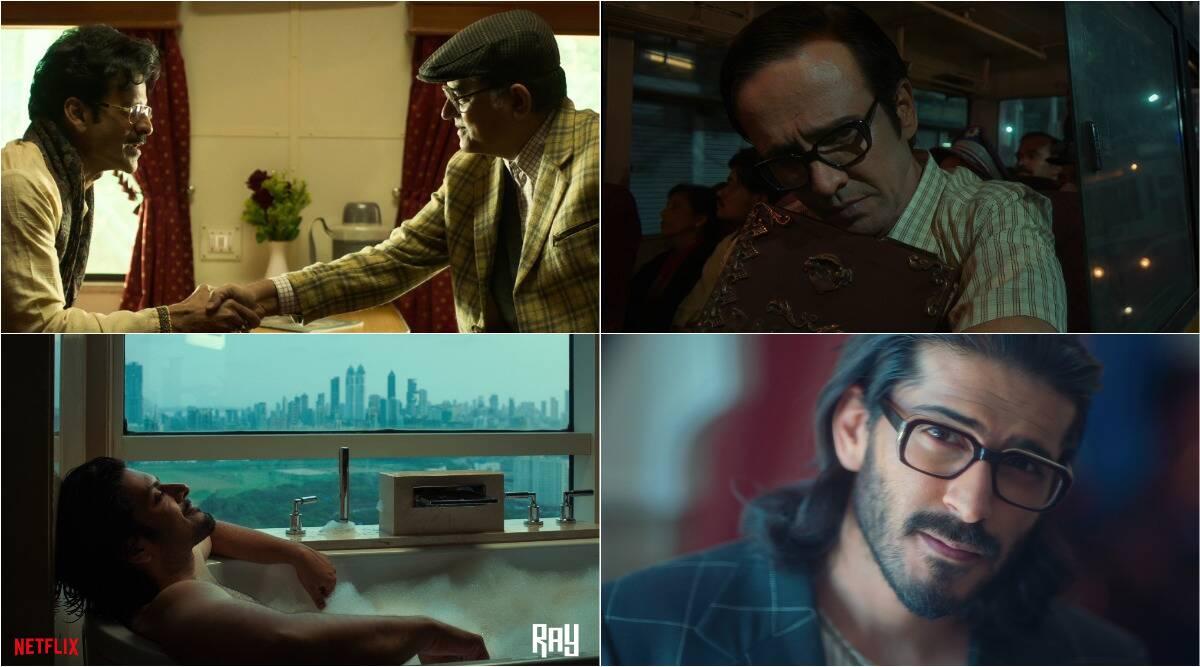 ray, netflix, review, series, film, hindi, 2021