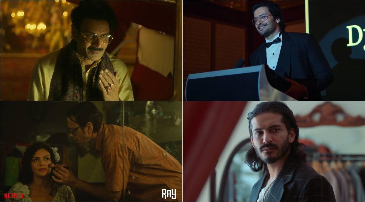 ray, netflix, hindi, review, series, film, 2021