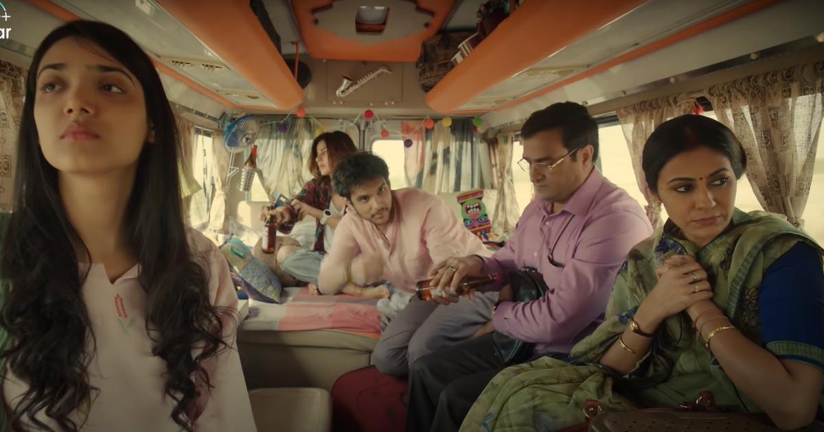 Shaadisthan, disney+hotstar, hindi, film, review, 2021