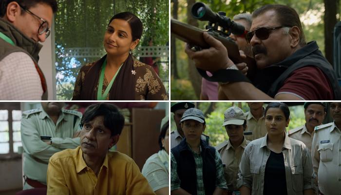 sherni, amazon prime, hindi, film, review, 2021