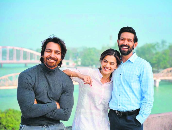 haseen dilruba, netflix, film, review, hindi, 2021