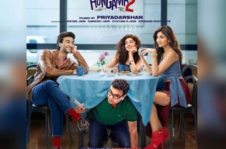 'HUNGAMA 2' IS TIRESOME, PAINFUL, AND WASTE OF TIME