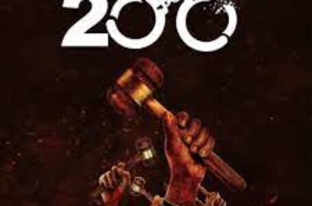 '200 HALLA HO' IS GOOD, BUT DOESN'T MAKE A LASTING IMPACT