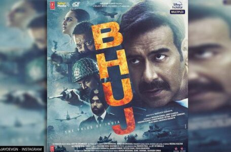 'BHUJ: THE PRIDE OF INDIA' WINS ONLY IN IDEA, BUT FAILS IN EXECUTION