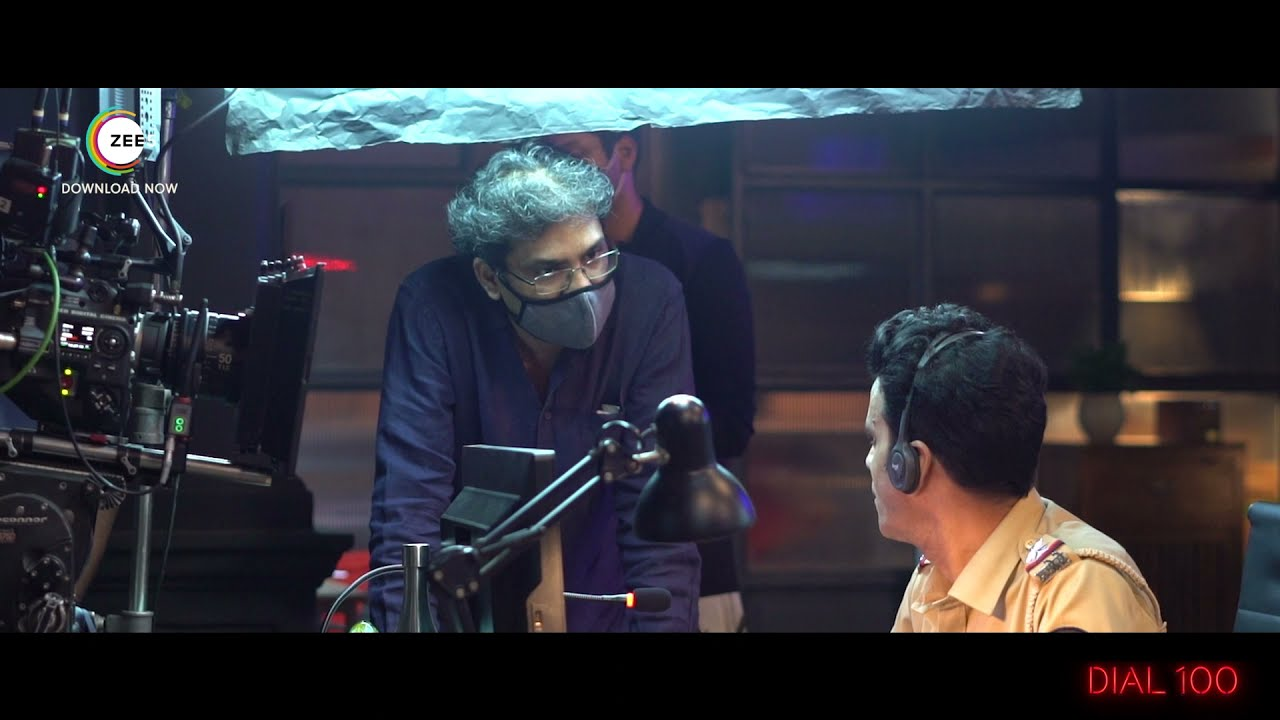 dial 100, zee5, hindi, review, film, 2021