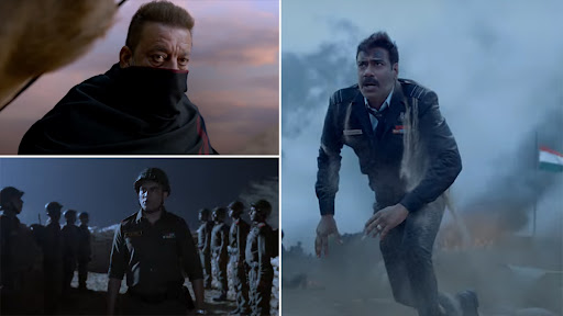Bhuj, disney+hotstar, hindi, film, review, 2021